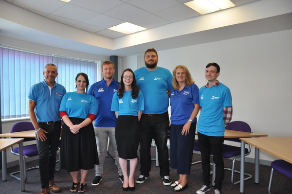 RPS Team Do Their Bit to Fight Prostate Cancer