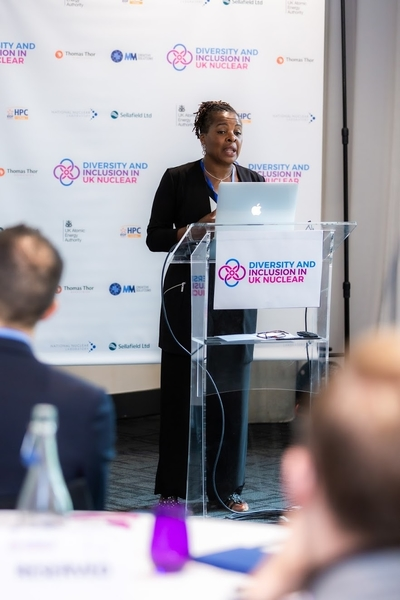 Diversity & Inclusion in UK Nuclear Conference