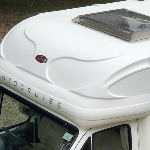 2006 Autocruise Starfire 2.2 HDi Low Profile SWB Motorhome 2 Berth Peugeot Boxer