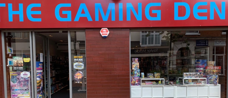 Gaming in Basingstoke