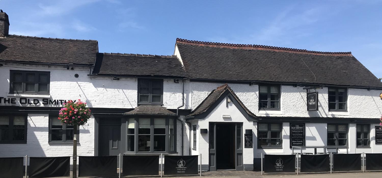 Pub Eccleshall Staffordshire