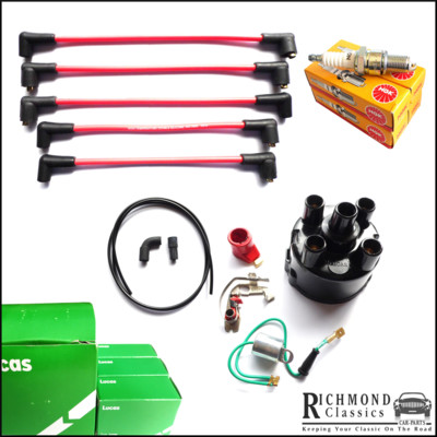 Reliant Kitten - Reliant Robin - Ignition Servicing Kit - GDC136