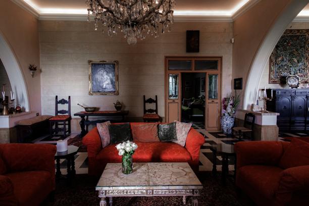 Your own private Roman Villa