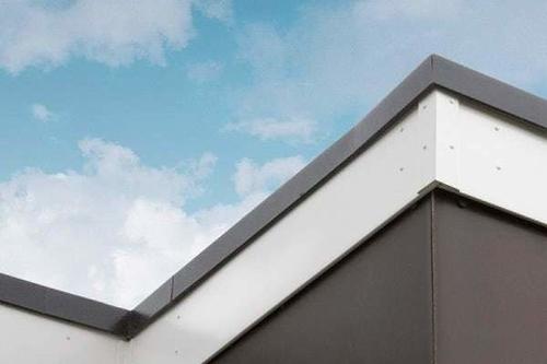 Areco Roof Edge Trim