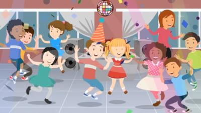 Pre-school Nursery Disco Party Entertainers