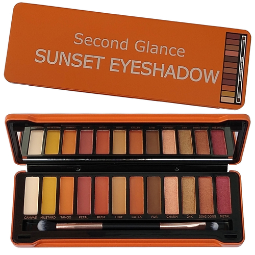 Sunset Eyeshadow Palette