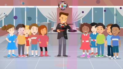 FUN Disco Party (ages 3-11)