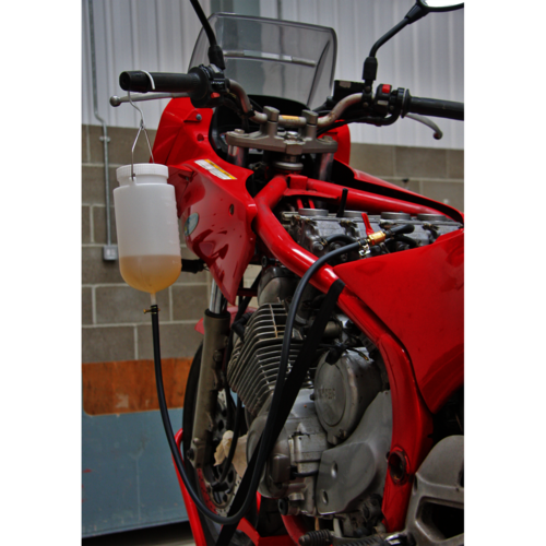 Motorcycle Portable Fuel Tank 1ltr - Sealey - MS029
