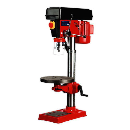 Pillar Drill Bench 16-Speed 1000mm Height 550W/230V - Sealey - GDM120B