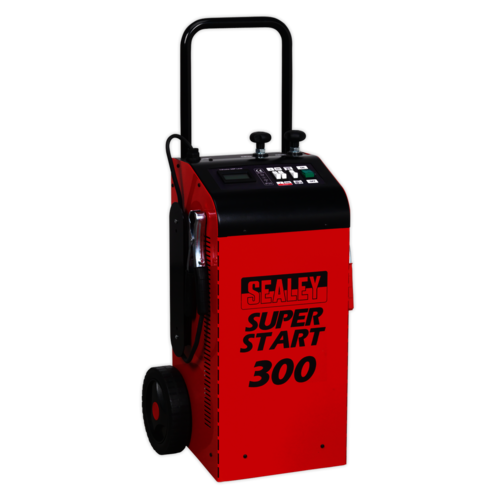 Starter/Charger 300Amp 12/24V - Sealey - SUPERSTART300