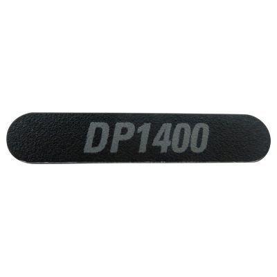 Motorola DP1400 Name Plate (Part No 33012039019)