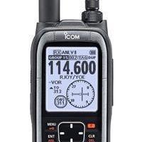ICOM IC-A25NE COM/NAV VHF Airband Transceiver