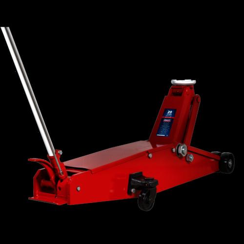 Trolley Jack 20tonne Long Reach - Sealey - 20QJ