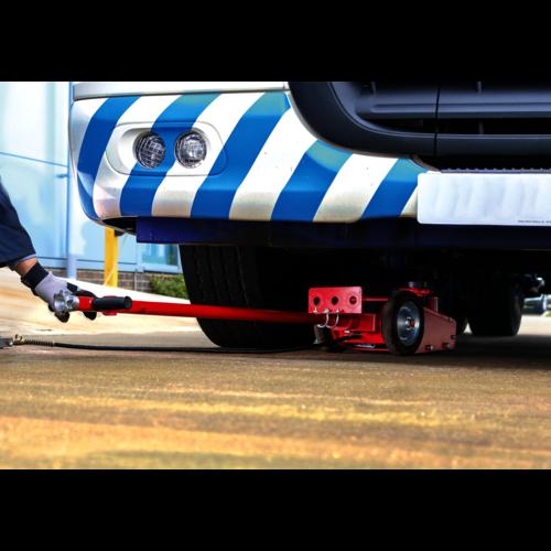 Air Operated Trolley Jack 20tonne - Sealey - YAJ20B