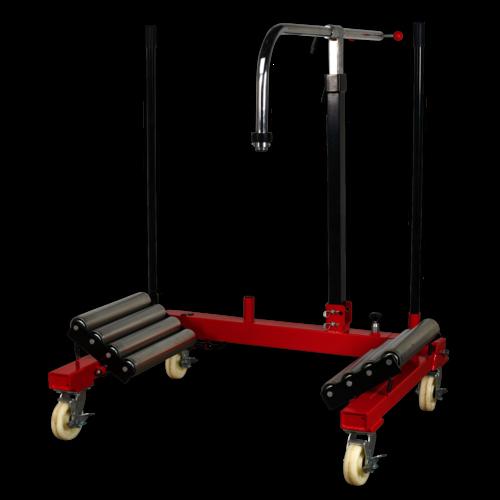 Wheel Removal Trolley 1200kg Capacity - Sealey - W1200T