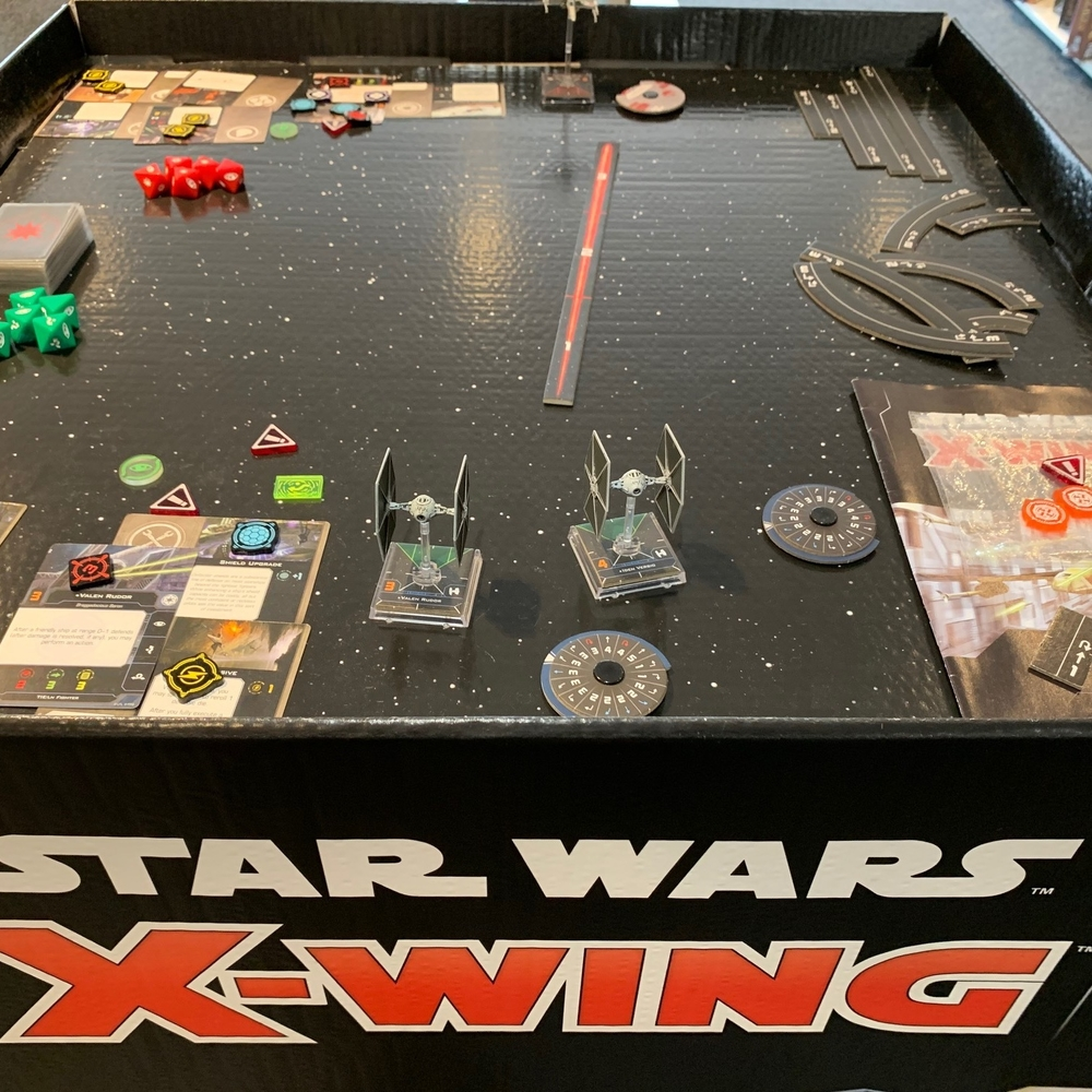 X-Wing Hyperspace Event 27th October