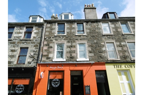 Flat 1/2, 27, High Street, Rothesay, Isle of Bute