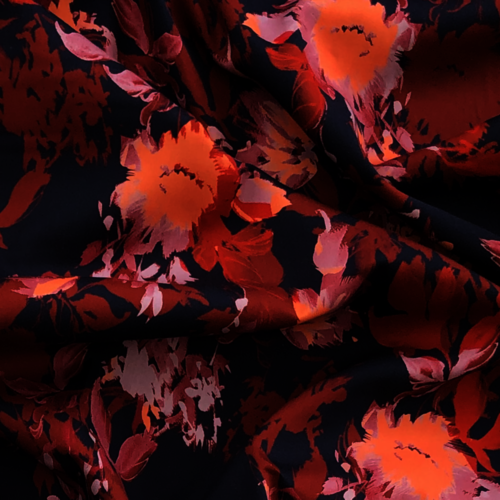 Autumnal Bliss Cotton Sateen