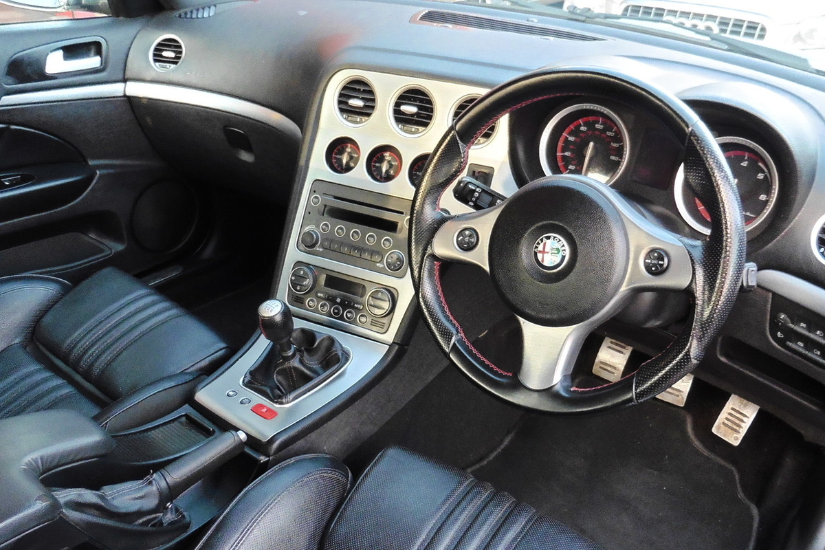Alfa Romeo 159 1.9 JTDM 16v TI 4dr - Full Leather Interior - Heated Seats!