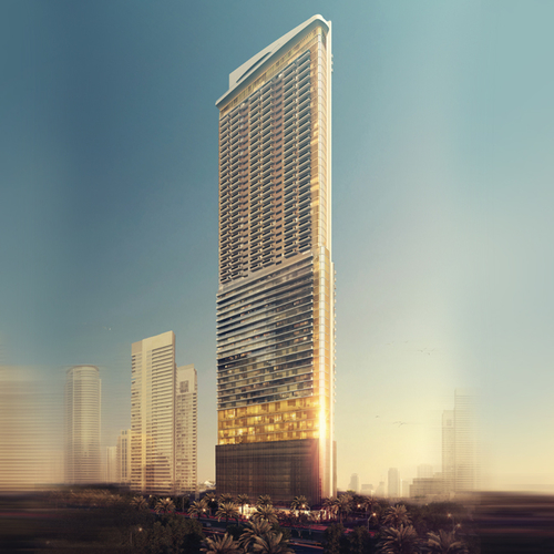 Paramount Tower Hotel and Residences (Residential)