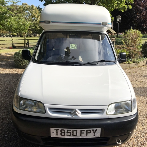 Romahome Duo Camper Van Motorhome 1.9D 1999 (T)reg - 1 Owner for last 16 years!