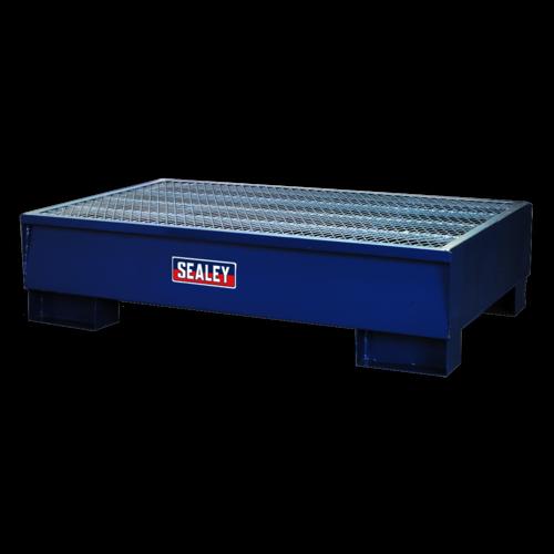 Barrel Bund 1340 x 800 x 335mm - Sealey - DRP10