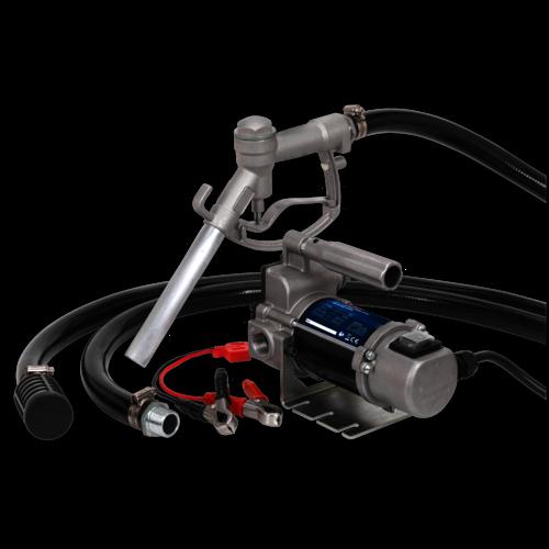 Diesel/Fluid Transfer Pump Portable 12V - Sealey - TP96
