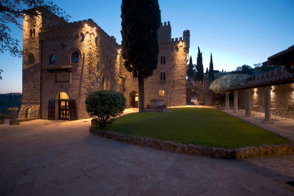 Luxury Castle Umbria