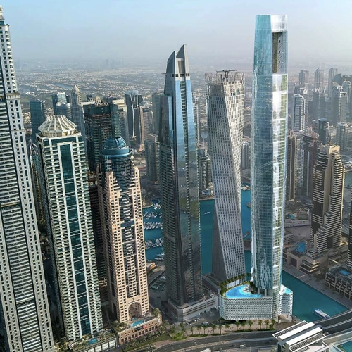 The World's Tallest Hotel