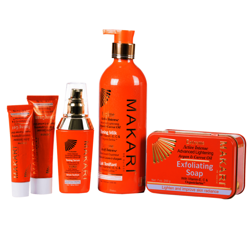 MAKARI EXTREME CARROT AND ARGAN SET
