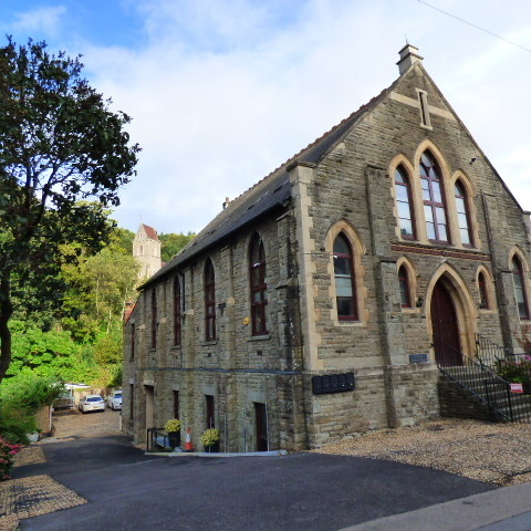 The Old Methodist Chapel, Lydbrook, Gloucestershire, GL17 9PP