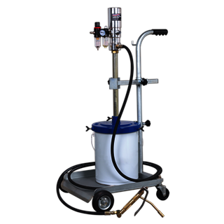 Grease Pump Air Operated 12.5kg - Sealey - AK452X