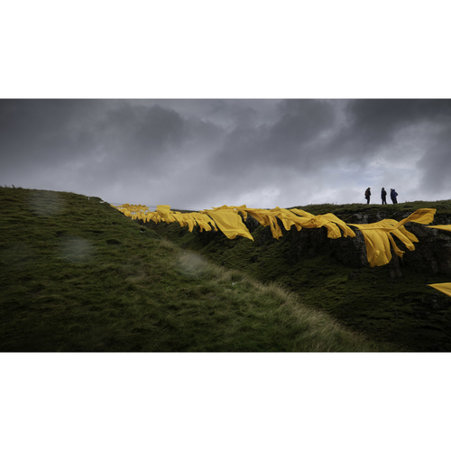 "Art installation ""Hush"" - County Durham"