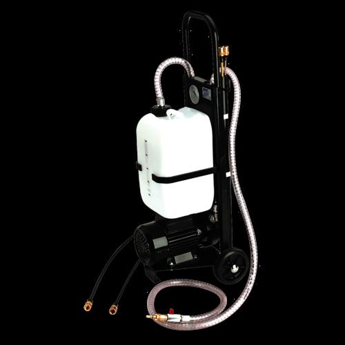 Oil Drainer Mobile 230V - Sealey - AK466D