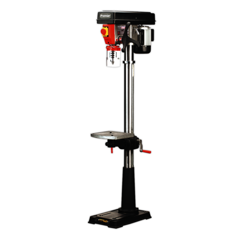 Pillar Drill Floor 16-Speed 1610mm Height 230V - Sealey - PDM170F