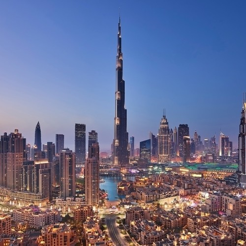 Where In Dubai?