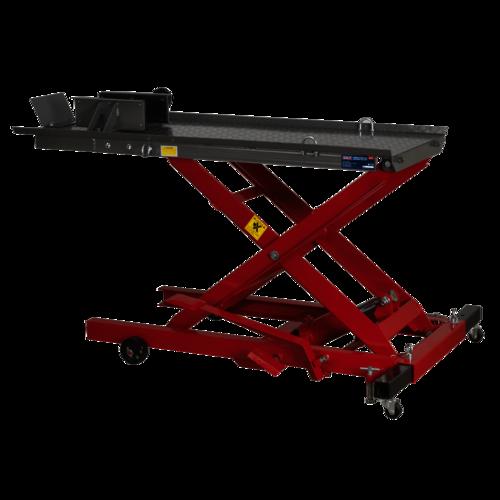 Motorcycle Lift 365kg Capacity Hydraulic - Sealey - MC365