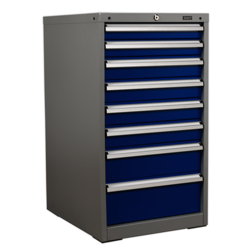 Industrial Cabinet 8 Drawer - Sealey - API5658