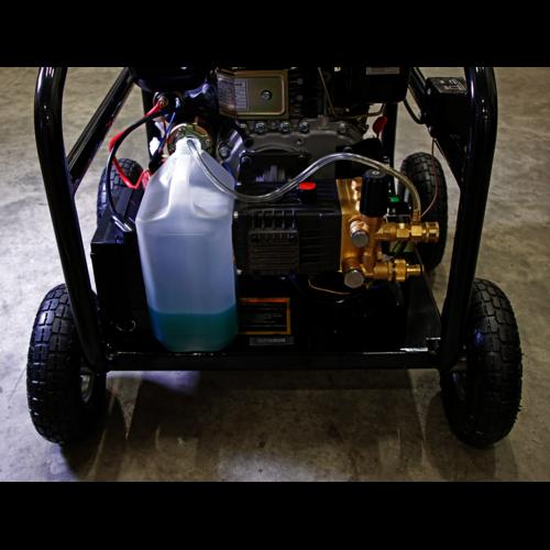 Pressure Washer 290bar 900ltr/hr 10hp Diesel - Sealey - PWDM3600