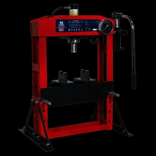 Hydraulic Press Premier 15tonne Bench Type - Sealey - YK15BP