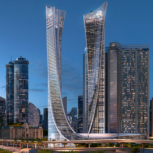 AYKON City - Tower B