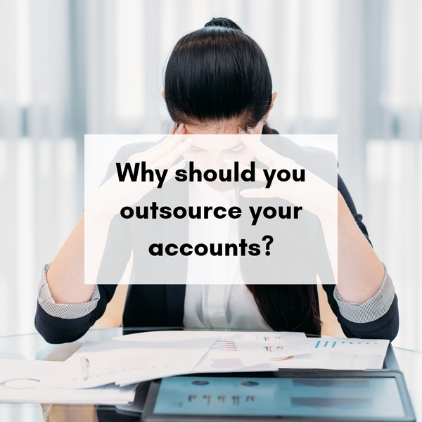 """Think Smart"" and outsource your accounts"