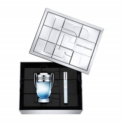 Invictus Aqua Gift Set By Paco Rabanne