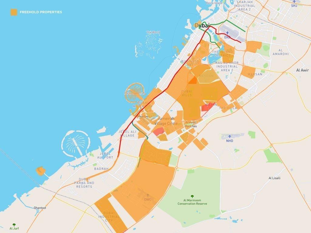 Freehold In Dubai