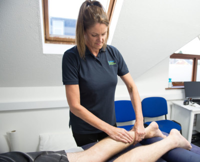 Fiona Tyson Sports Massage Therapist