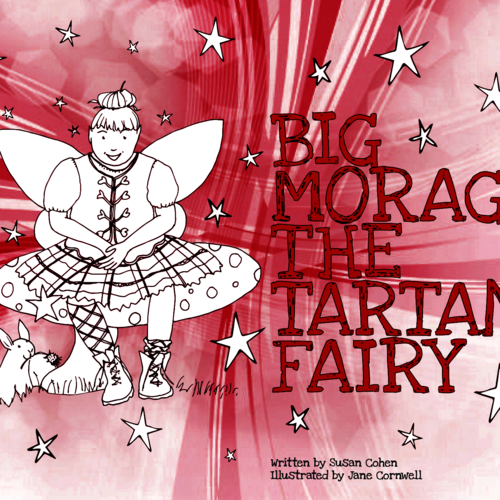 MORAG THE TARTAN FAIRY