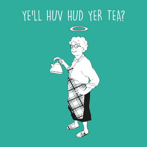 HUD YER TEA