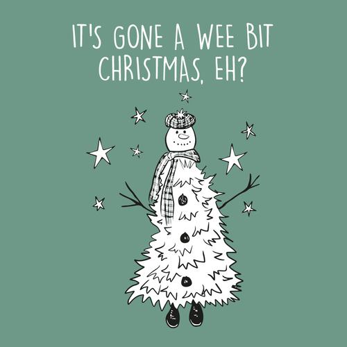 WEE BIT CHRISTMAS