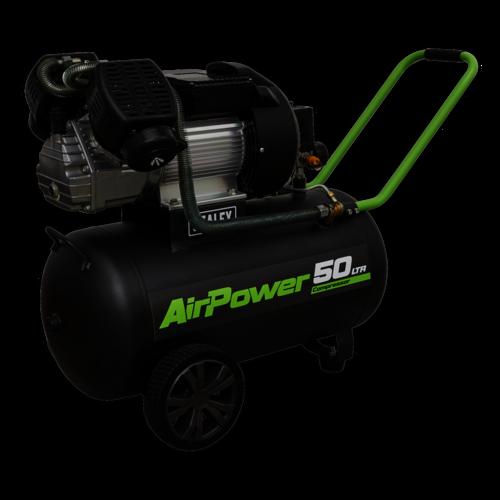 Compressor 50ltr V-Twin Direct Drive 3hp - Sealey - SAC5030VE