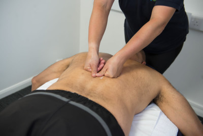 Maria Francis Sports Massage Therapist